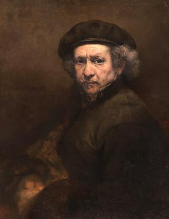Rembrandt obras del barroco pintor neerland s - Nombres de cuadros famosos ...