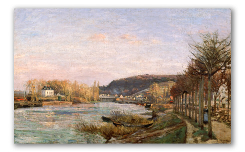 El Sena en Bougival