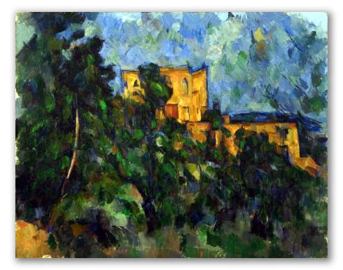 """Obra """"El castillo negro"""""""