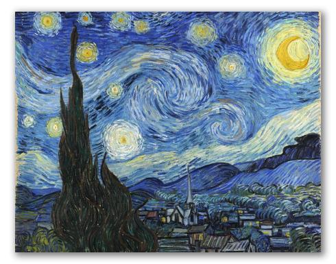 La Noche Estrellada