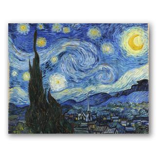 La Noche Estrellada - Van Gogh