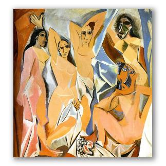 Las Señoritas de Avignon