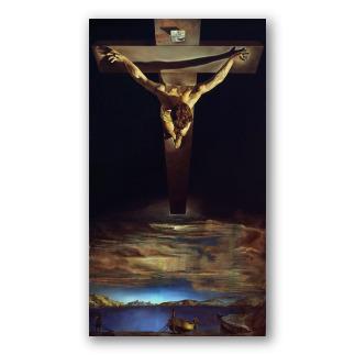 Cristo de San Juan de la Cruz - Dalí
