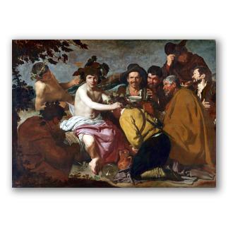El triunfo de Baco (Los borrachos)